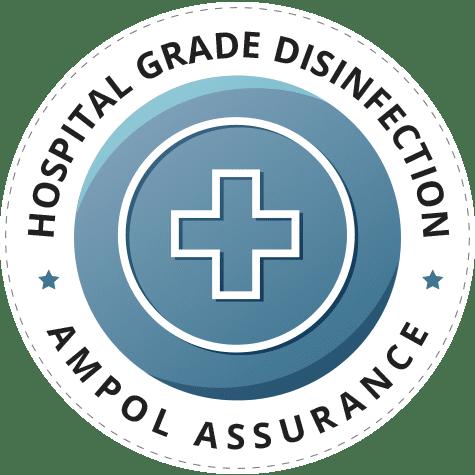 ampol corona banner hospital grade